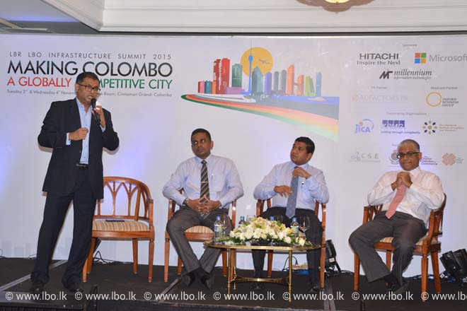 LBR LBO infrastructure summit announced to media