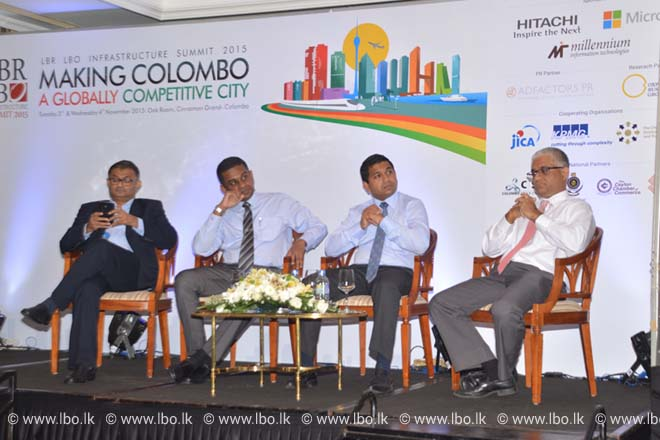 LBR-LBO-Infrastructure-Summit-2015-Press
