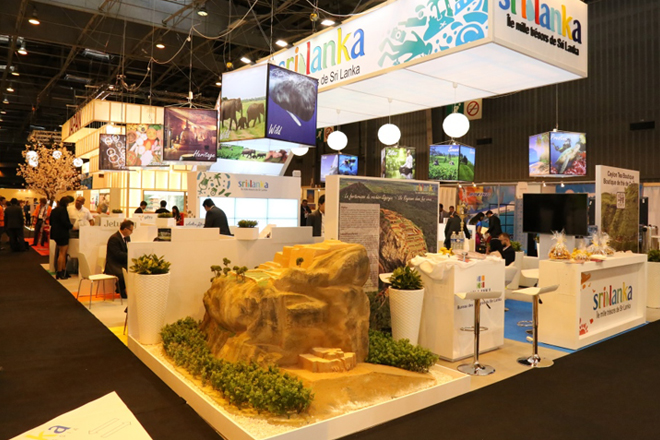 'Sri Lanka – One Island, Thousand Treasures' at 2015 Paris Travel Fair