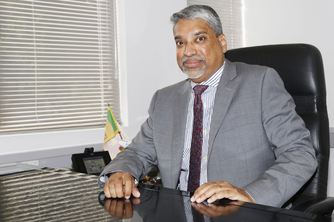 SriLankan new CEO Captain Suren Ratwatte assumes duties