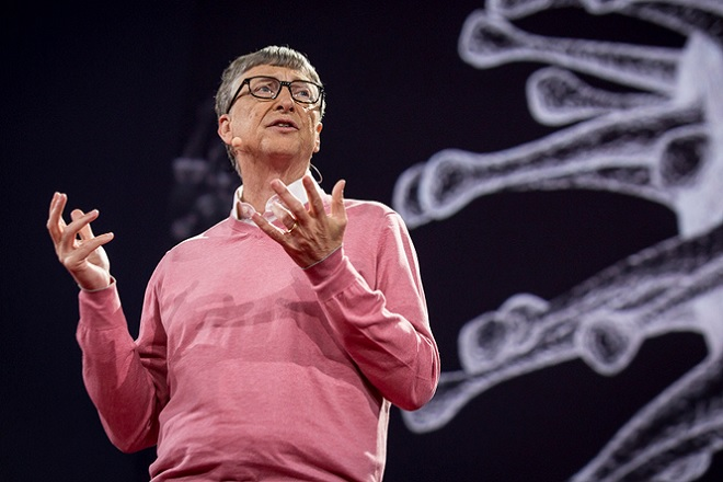 Blog: Capitalism does not self correct towards equality, says Bill Gates