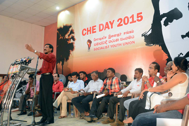 CHE DAY 2015 in Jaffna