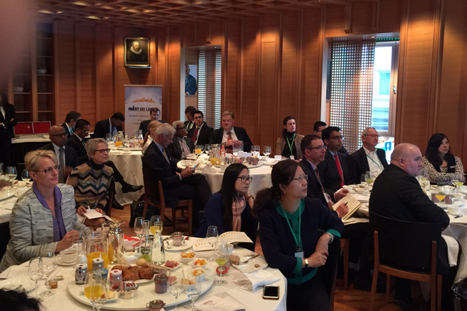 CSE's first ever investor forum in Zurich