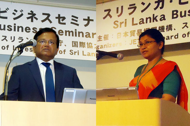 BOI conducts an investment forum in Japan