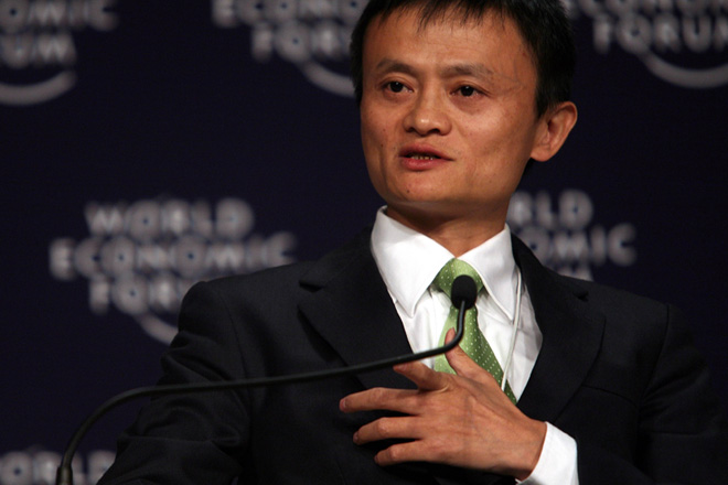 Alibaba founder Jack Ma appointed business adviser to David Cameron