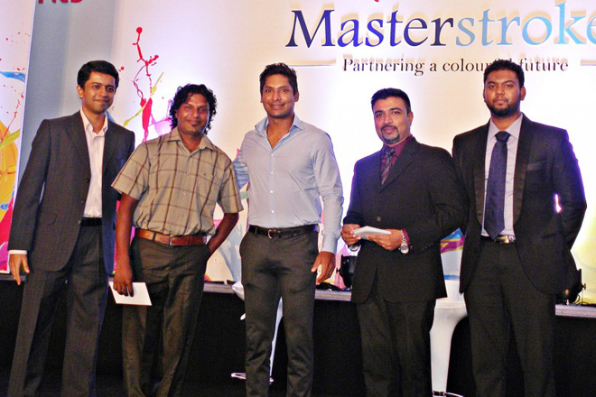Asian Paints breaks new ground in Sri Lanka with Masterstrokes
