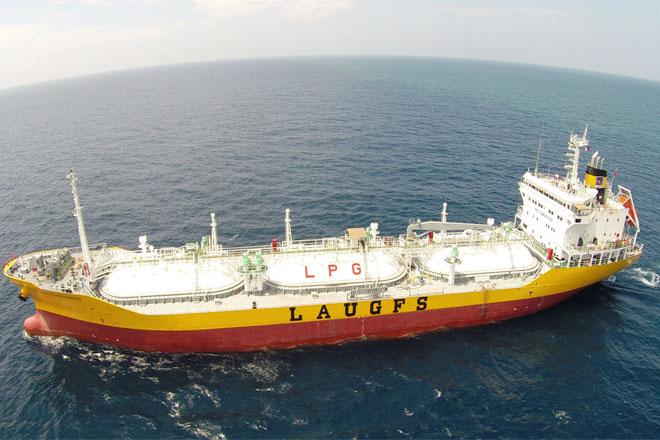 Sri Lanka's LAUGFS acquires USD6mn LPG ship
