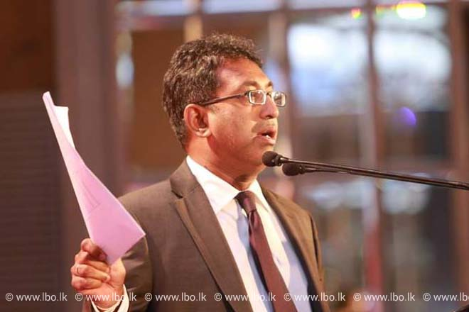 Harsha Calls for Evidence Based Policy Making