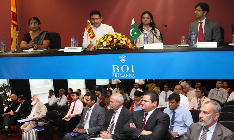 Pakistan shows interest to invest in Sri Lanka's Sugar, Cement, Pharmaceuticals, Dairy and IT sectors