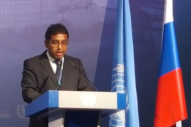 Sri Lanka's anti-corruption efforts are not rhetorical: Harsha De Silva