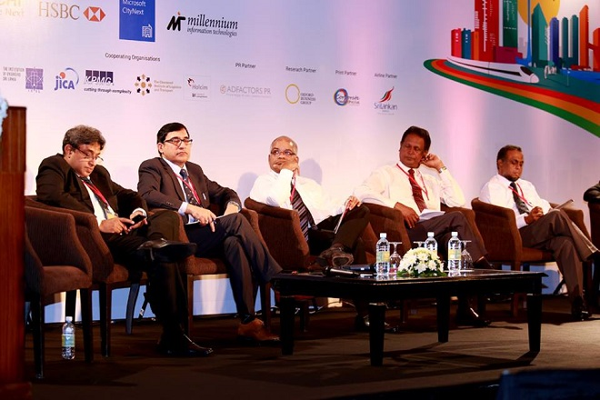 infrastructure summit colombo