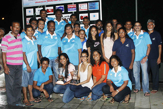 SriLankan swimmers jubilant at Mercantile Swimming Championship
