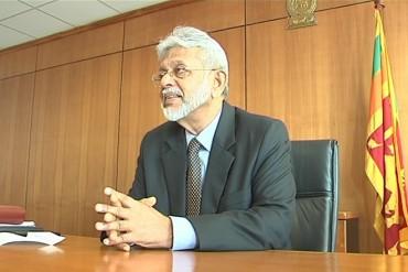 Thilak Karunaratne sends letter of demand to Sunday Leader