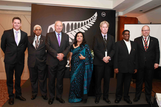 New Zealand business delegates meet local Corporate heads