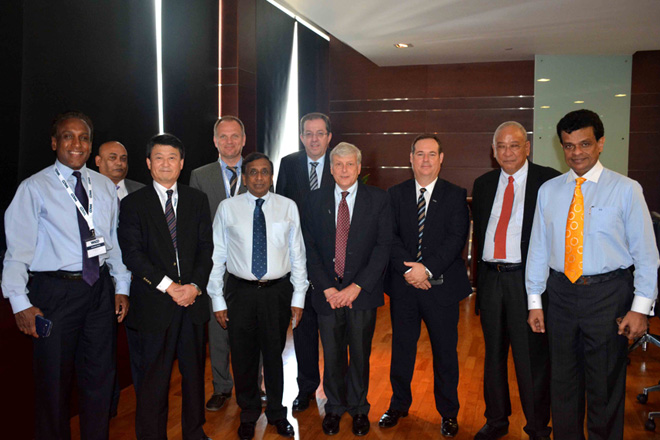 Aitken Spence hosts WACO International Conference in Colombo