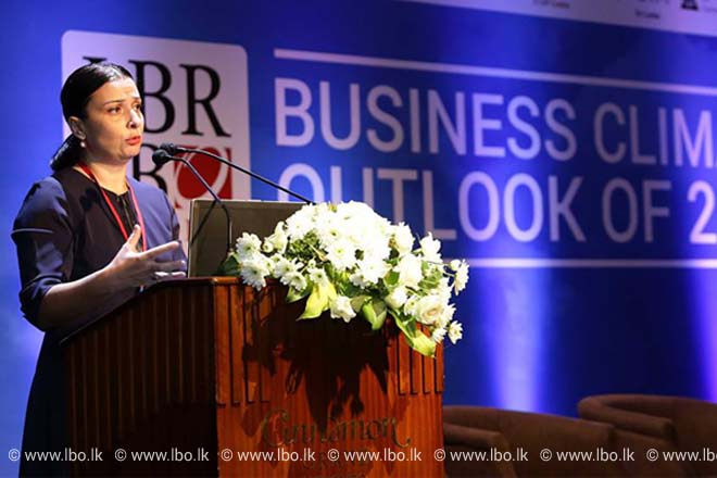 LBR LBO Debrief Keynote 1 – Eteri Kvintradze, Resident Representative, IMF