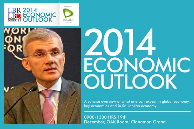 "LBR LBO Debrief – ""Economic Outlook 2014"" – 19th December 2013"