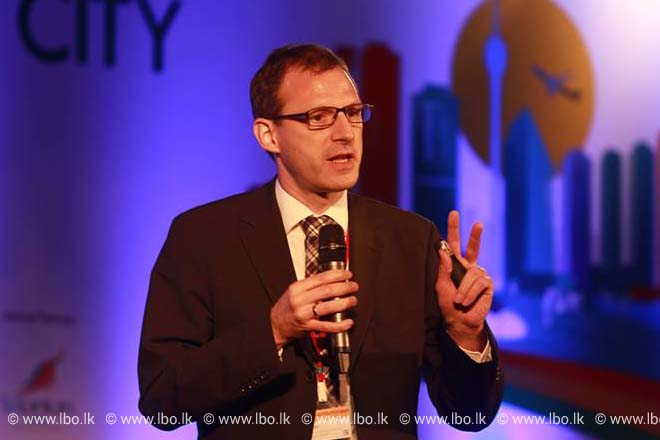 LBR LBO Infrastructure Summit 2015 – Keynote Speech – Michael Scharpf