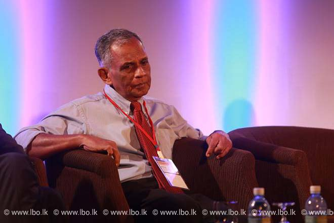 LBR LBO Infrastructure Summit 2015 – Keynote Speech – Professor Willie Mendis