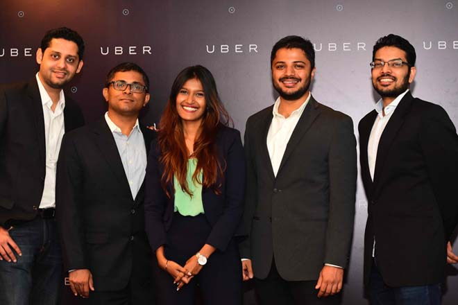 Uber officially launches in Sri Lanka