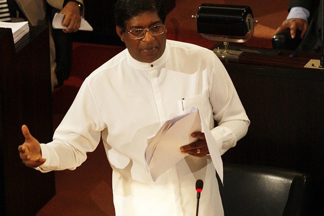 Sri Lanka's Auditor General acted unprofessionally: Finance Minister