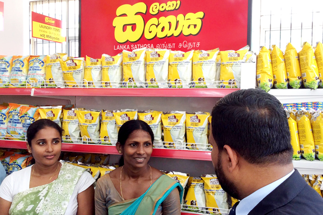Lanka Sathosa e-commerce website to start direct online sales in six months