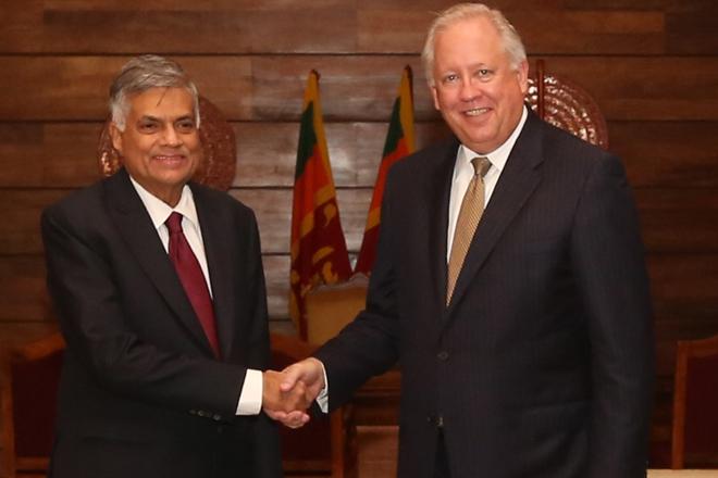 Ambassador Shannon meets PM