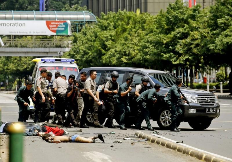 Sri Lanka condemns terrorist attack in Jakarta