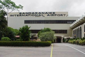 Bandaranaike-Airport