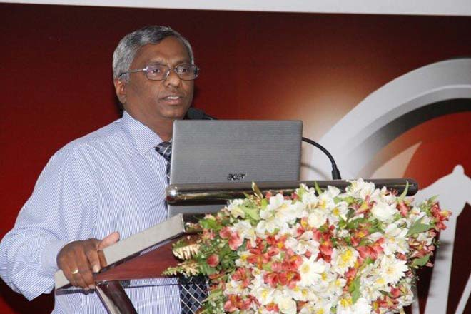 Sri Lanka's CA gets new head, Lasantha Wickremasinghe