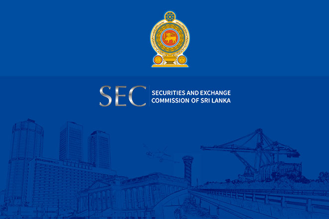 Sri Lanka's Security Exchange Commission