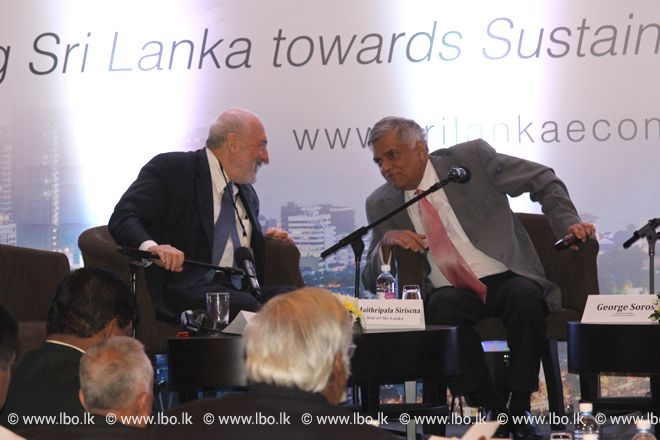 Sri Lanka's Rebirth, blog by Joseph E Stiglitz