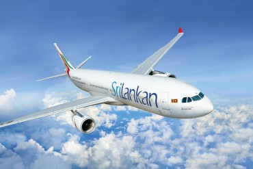 SriLankan airlines to fly to Gan Island