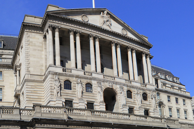 BOE keeps benchmark rates, warns over Brexit