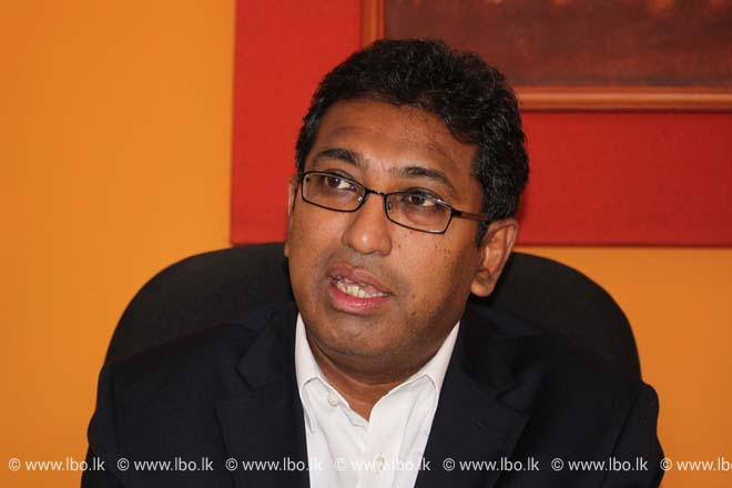 Harsha calls for greater US investment