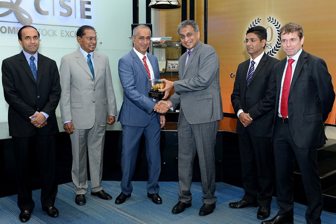 Hemas Holdings opens trading at Colombo Stock Exchange