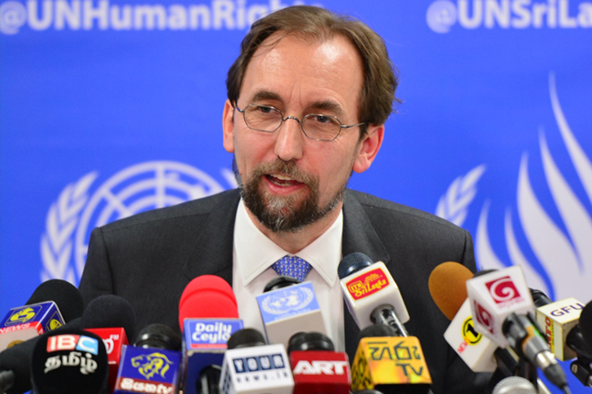 Reduce military in North as first step in security reforms: UN HR Chief