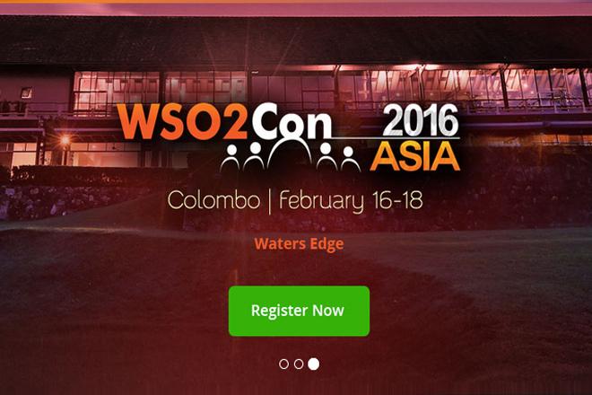 WSO2Con Asia 2016 guest speakers announced