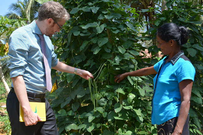 Australia supports regenerative agriculture in Sri Lanka