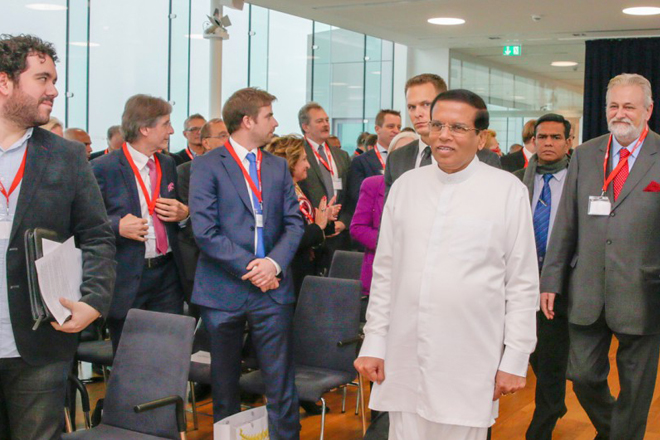 Leading Austrian companies ready to invest in Sri Lanka