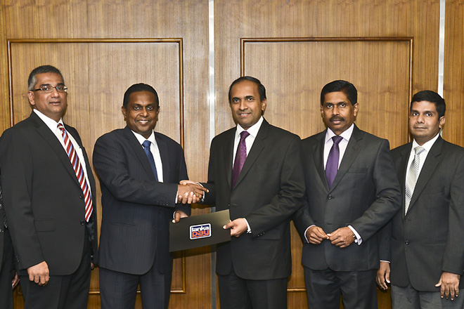Colombo Stock Exchange CDS partners with LankaPay