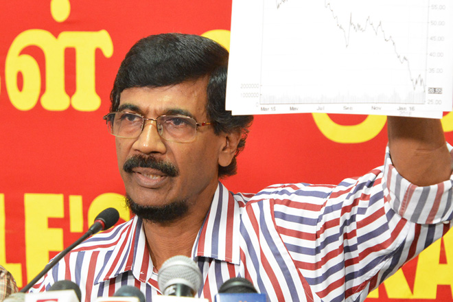JVP askes government to tax Lanka IOC for excess profits