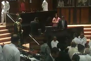 Speaker rejects identifying joint opposition as independent group
