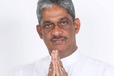Sarath Fonseka sworn in as Member of Parliament