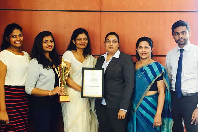 CSE Wins Global HR Excellence Award