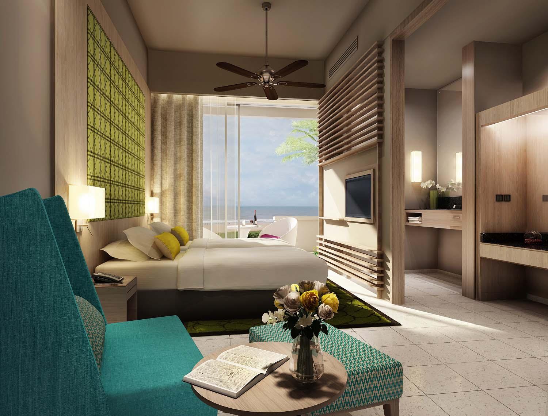 Deluxe Room  (Heritance Negombo)