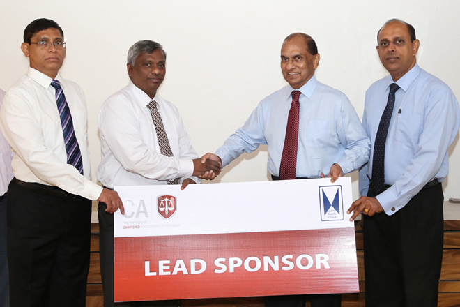 John Keells Holdings powers CA Sri Lanka with lead sponsorship