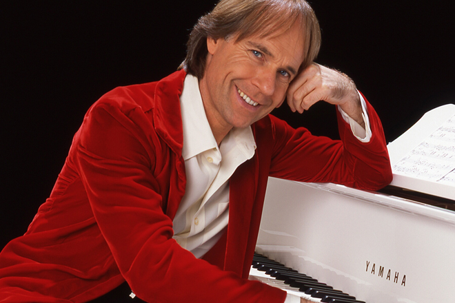 Classical Pianist Richard Clayderman to perform in Sri Lanka