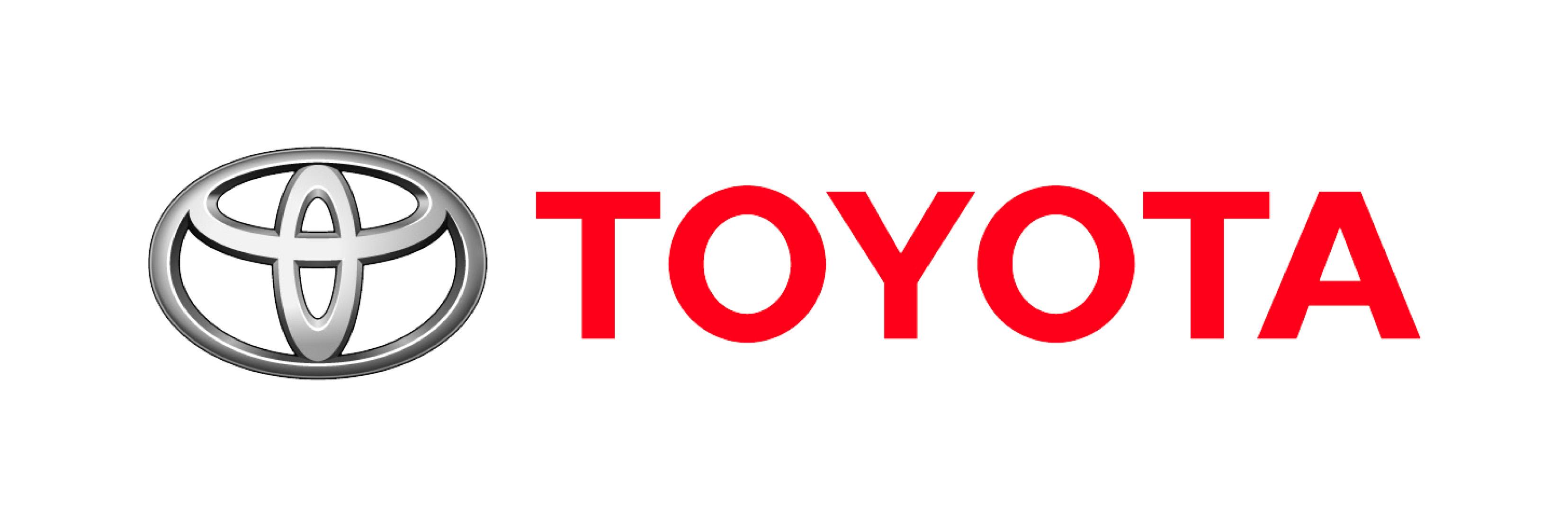 Vertical Toyota Logo