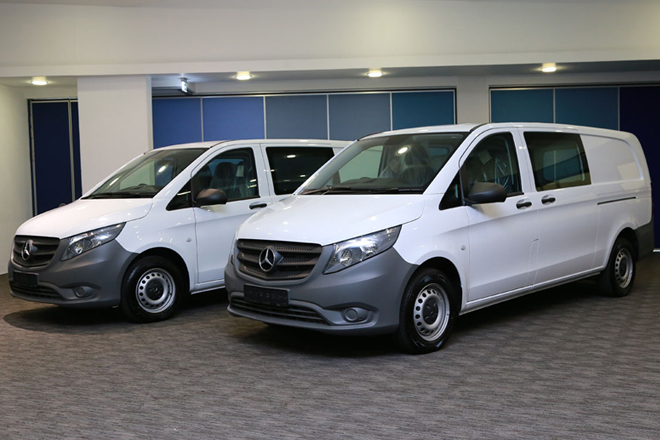 Vito Mercedes Benz now in Sri Lanka